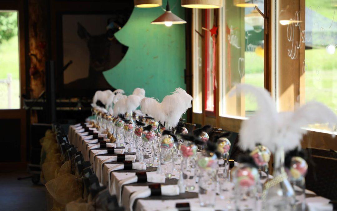 Quelles boissons choisir pour votre mariage ?